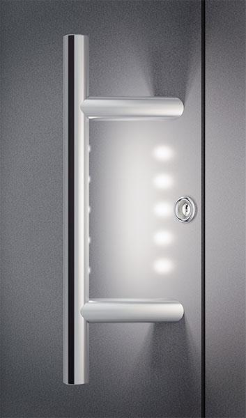 Kompotherm Technik – KOMPO-Keyless-Go Beleuchtung
