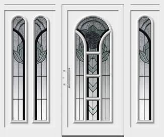 ERKA Aluminium Haustüren von Kompotherm – Dürer 47-23