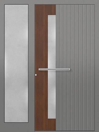 ERKA Aluminium Haustüren von Kompotherm – E-Design Modelle – 275