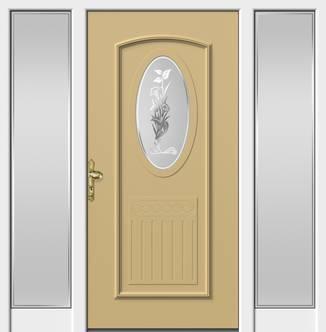ERKA Aluminium Haustüren von Kompotherm – van Gogh Modell 62